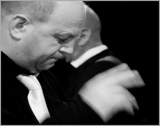 Johan Coen als dirigent